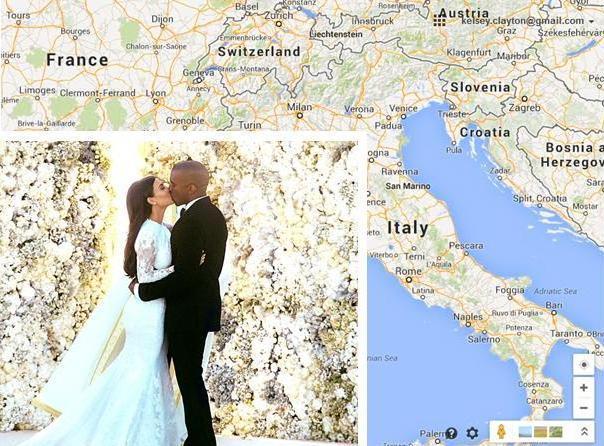 Ideas For A Destination Wedding