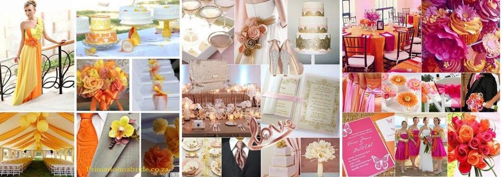 Perfect Wedding Color Combination