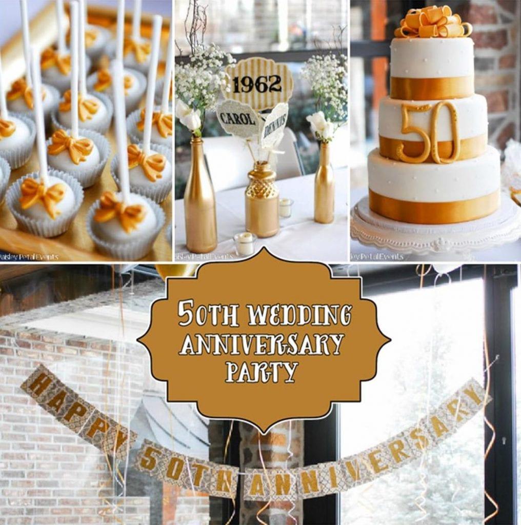 Wedding Anniversary Party